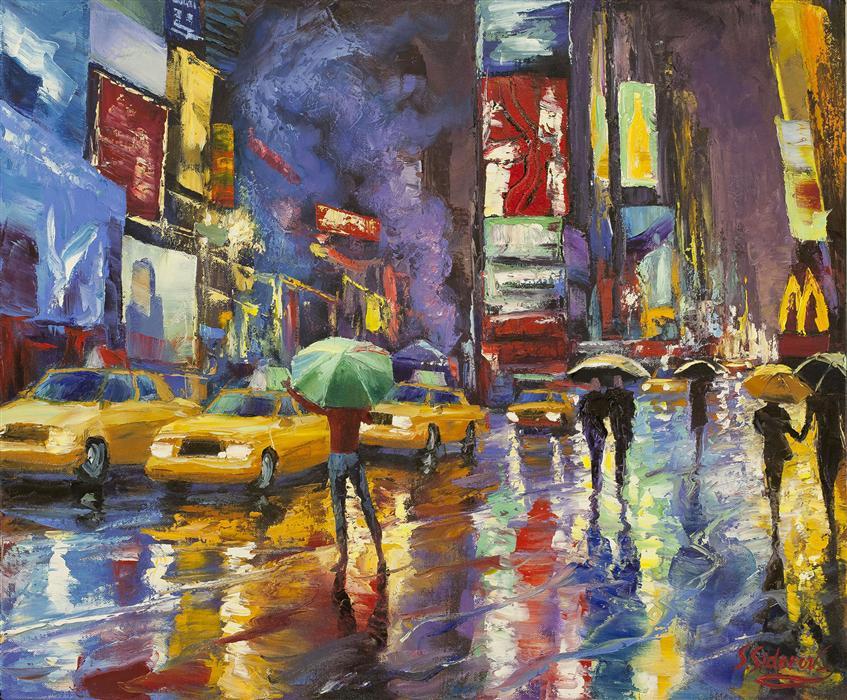 a9ae78f45e305 Stanislav Sidorov Art - Exclusive Original Art for Sale | UGallery