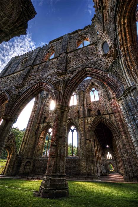 Original art for sale at UGallery.com | Sunshine in the Abbey by NOELLE VISCONTI | $220 |  | ' h x ' w | \art\photography-Sunshine-in-the-Abbey