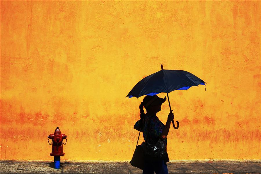 Original art for sale at UGallery.com | Cartagena by MARIA PLOTNIKOVA | $145 |  | ' h x ' w | \art\photography-Cartagena