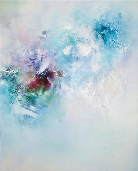 Discover Original Art by Wes Sumrall | Selah - Nimbus Sonata oil painting | Art for Sale Online at UGallery