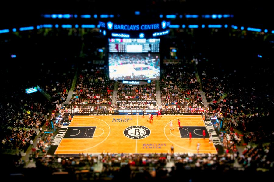 Discover Original Art by Bryan Solarski | Barclays Center photography | Art for Sale Online at UGallery