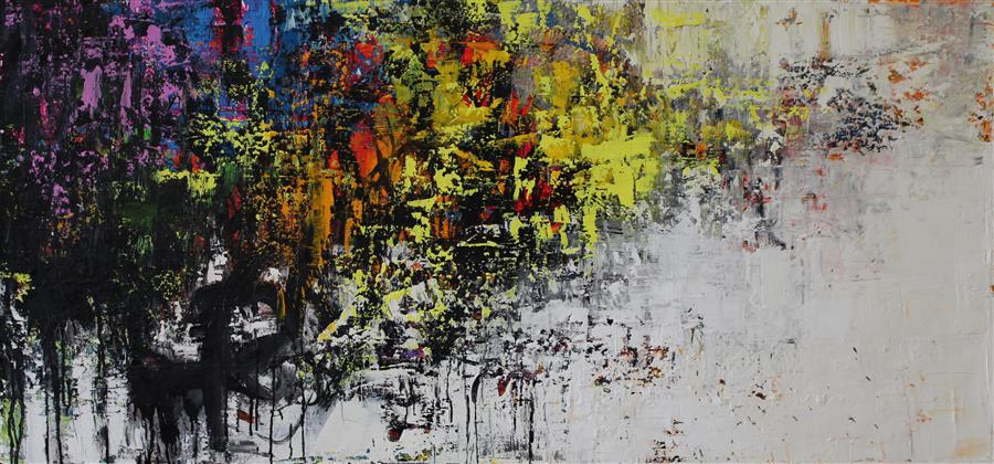 Discover Original Art by Mia Tarducci | Integrated  oil painting | Art for Sale Online at UGallery