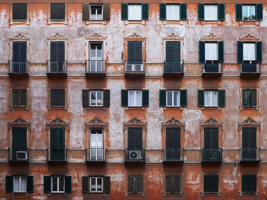 Discover Original Art by Etienne Roudaut | Rome Windows photography | Art for Sale Online at UGallery