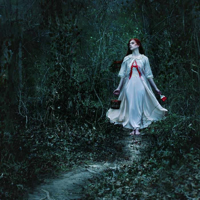 Original art for sale at UGallery.com | The Scarlet Letter by SARAH CLEMENTS | $210 |  | ' h x ' w | \art\photography-The-Scarlet-Letter