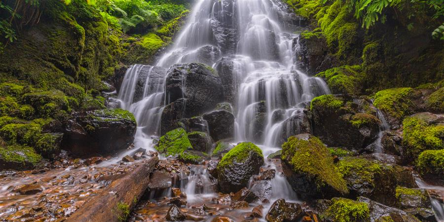 Discover Original Art by Ross Lipson | Fairy Falls photography | Art for Sale Online at UGallery