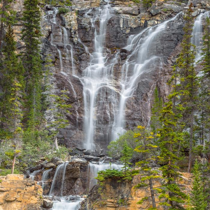 Discover Original Art by Ross Lipson | Tangle Falls photography | Art for Sale Online at UGallery