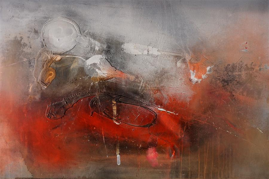 Discover Original Art by Adriano Ribeiro | Phantomas other media | Art for Sale Online at UGallery