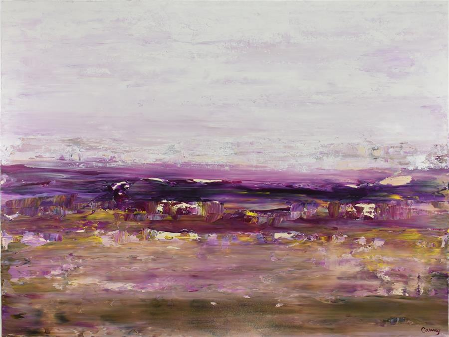 Discover Original Art by Lisa Carney | Violeta acrylic painting | Art for Sale Online at UGallery