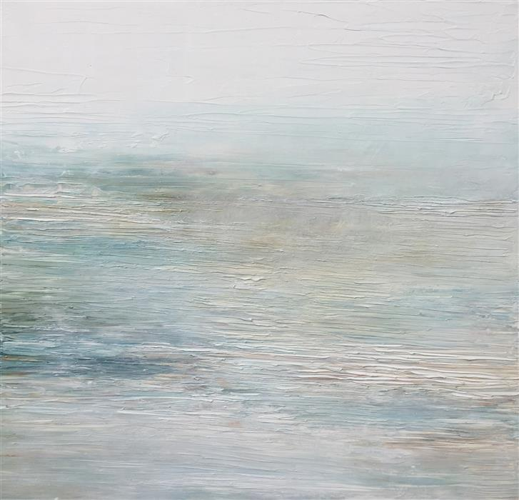 Discover Original Art by Ruth LaGue | When the Heavens Touch the Earth acrylic painting | Art for Sale Online at UGallery