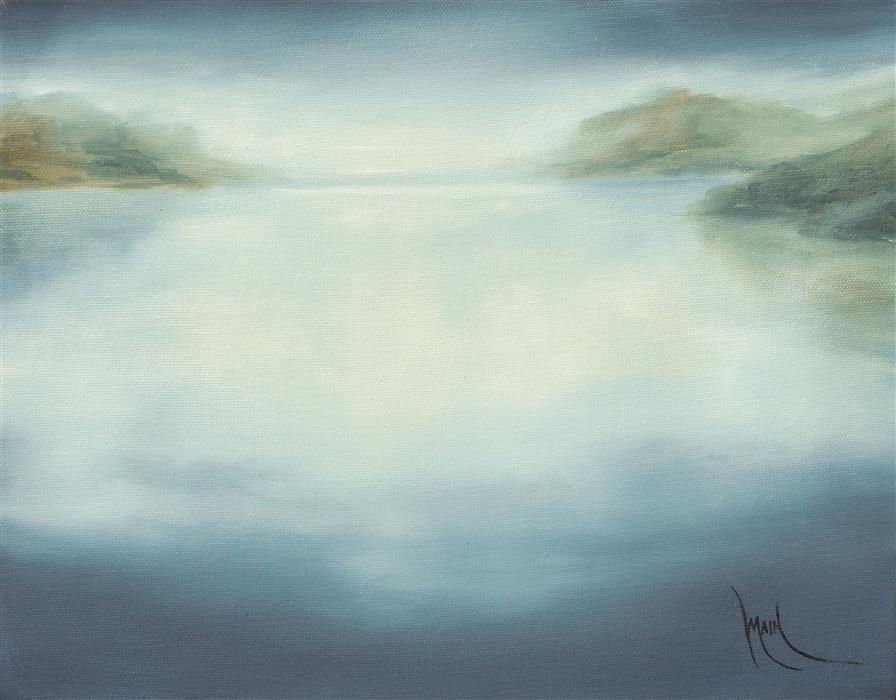 Discover Original Art by Mandy Main | Radiance III oil painting | Art for Sale Online at UGallery