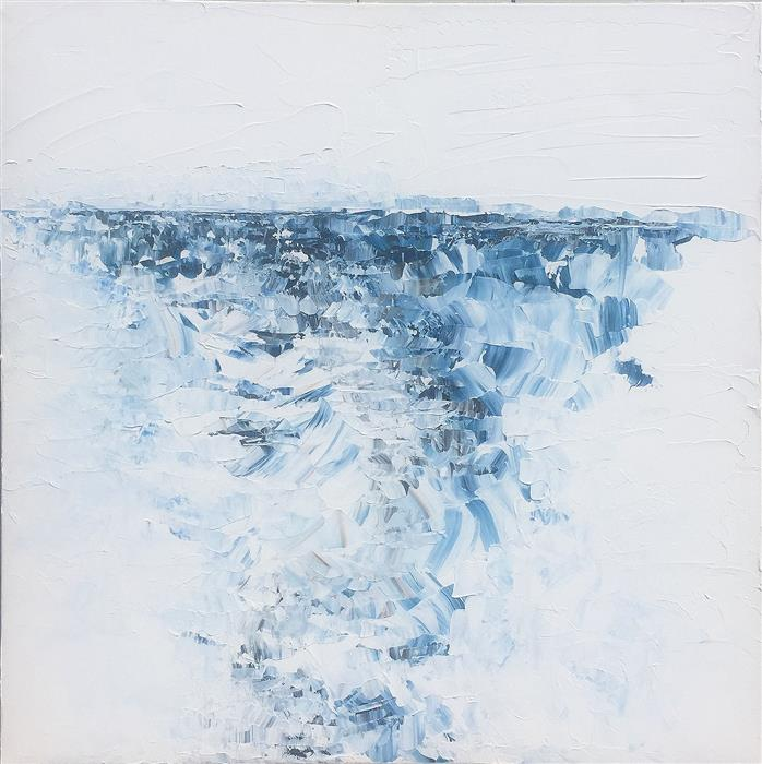 Discover Original Art by Ruth LaGue | True North acrylic painting | Art for Sale Online at UGallery