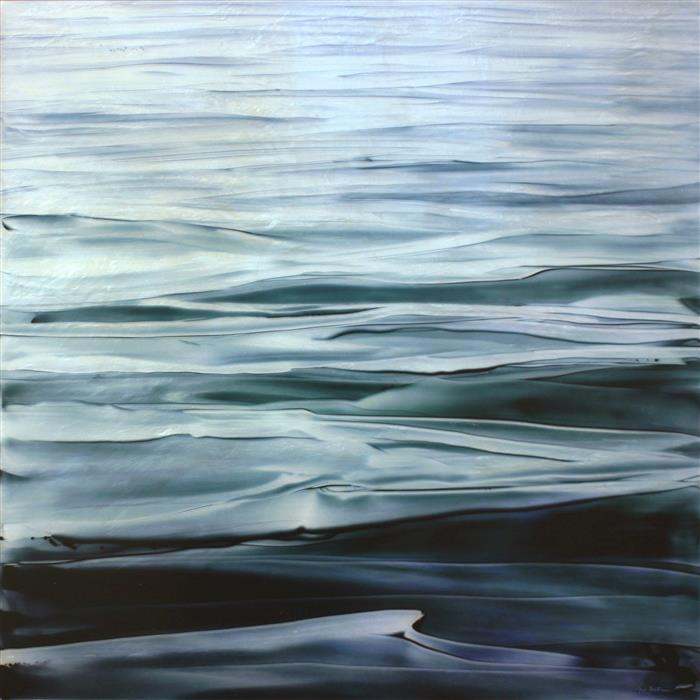 Discover Original Art by Brian Sostrom | Shimmer acrylic painting | Art for Sale Online at UGallery