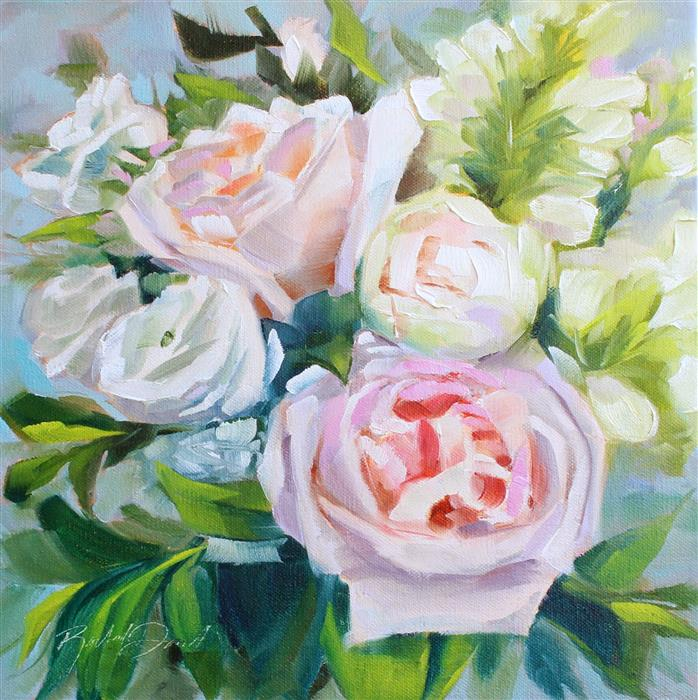 Discover Original Art by Rachel Dowd | Pure Beauty oil painting | Art for Sale Online at UGallery
