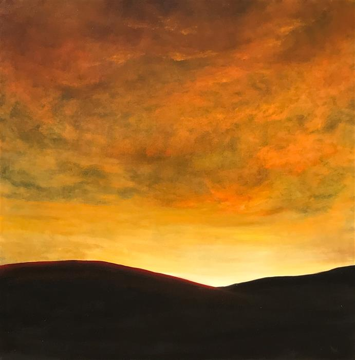 Discover Original Art by Mandy Main | Luminosity XXV oil painting | Art for Sale Online at UGallery