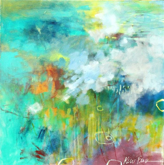 Discover Original Art by Kerri  Blackman | When the Rain Returns  acrylic painting | Art for Sale Online at UGallery