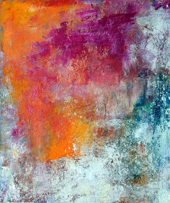 Discover Original Art by Hilma Koelman | Ecstasy oil painting | Art for Sale Online at UGallery