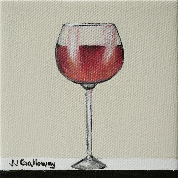 Discover Original Art by JJ Galloway | Rose oil painting | Art for Sale Online at UGallery