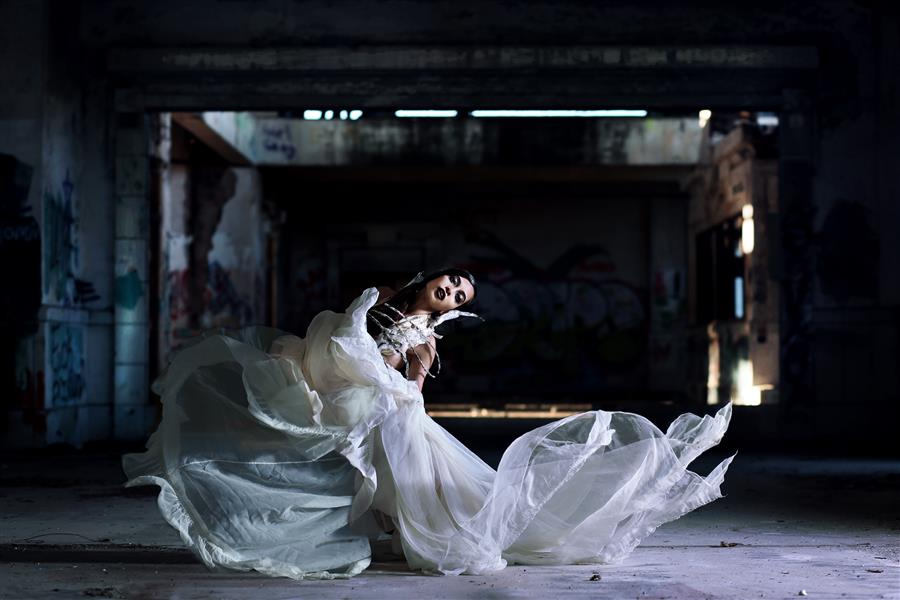 Original art for sale at UGallery.com | The Dancer by SARAH CLEMENTS | $345 |  | ' h x ' w | \art\photography-The-Dancer