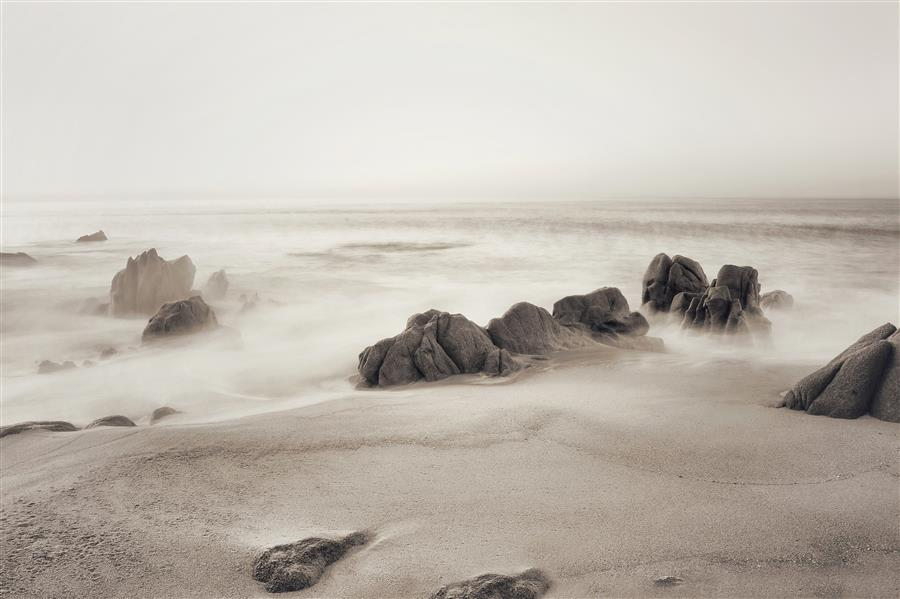 Original art for sale at UGallery.com | Cabo Shores by EMILY  KENT | $195 |  | ' h x ' w | \art\photography-Cabo-Shores