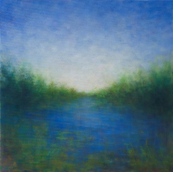 Discover Original Art by Victoria Veedell | Morning Light  oil painting | Art for Sale Online at UGallery