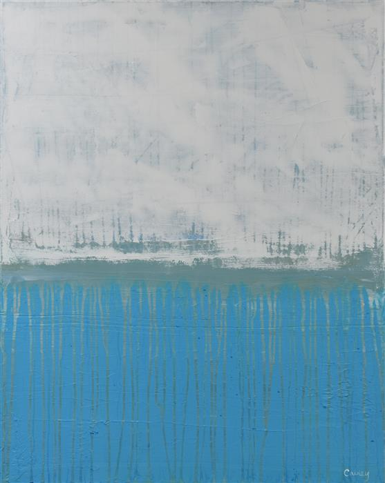 Discover Original Art by Lisa Carney | Tranquil acrylic painting | Art for Sale Online at UGallery