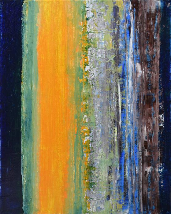 Discover Original Art by Lisa Carney | Orangite acrylic painting | Art for Sale Online at UGallery