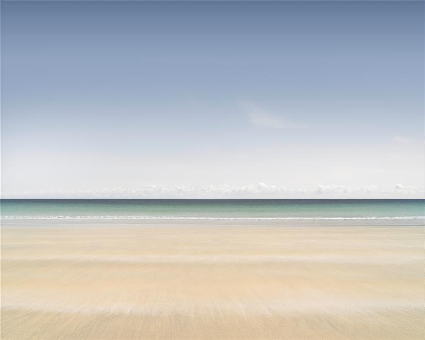 Original art for sale at UGallery.com | Donegal Beach Two by MIA DELCASINO | $535 |  | ' h x ' w | \art\photography-Donegal-Beach-Two