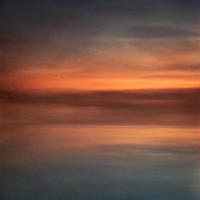 Original art for sale at UGallery.com | Smooth Sunset by FABIO SOZZA | $85 |  | ' h x ' w | \art\photography-Smooth-Sunset